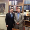 Vice-President Chun-i Chen Visited Professor Eric Wakin at the Hoover Institution