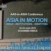 AAS-in Asia Conference: AAS in Motion