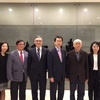 Korean Foundation for Advanced Studies President In-kook Park Visited the Foundation
