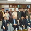 China Soong Ching Ling Foundation Delegation visited the Foundation