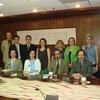 University of Richmond Delegation visited the Foundation
