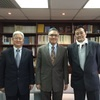 Representative Mr. Khaliun Panidjunai and Deputy Head Mr. Yadmaa. Ganbaatar of Ulaanbaatar Trade and Economic Representative Office in Taipei Visited the Foundation