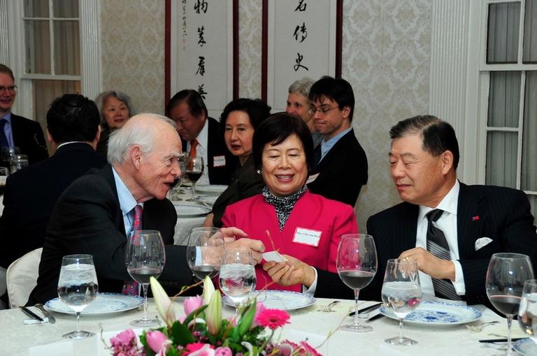 2009基金會成立二十周年慶祝酒會:美洲地區