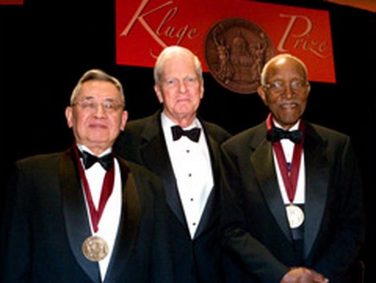 2006余英時董事榮獲「克魯格人文與社會科學終身成就獎」
