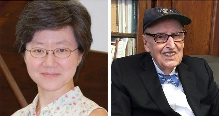 2016歡迎參加2016年唐獎漢學獎得主狄培理教授演講
