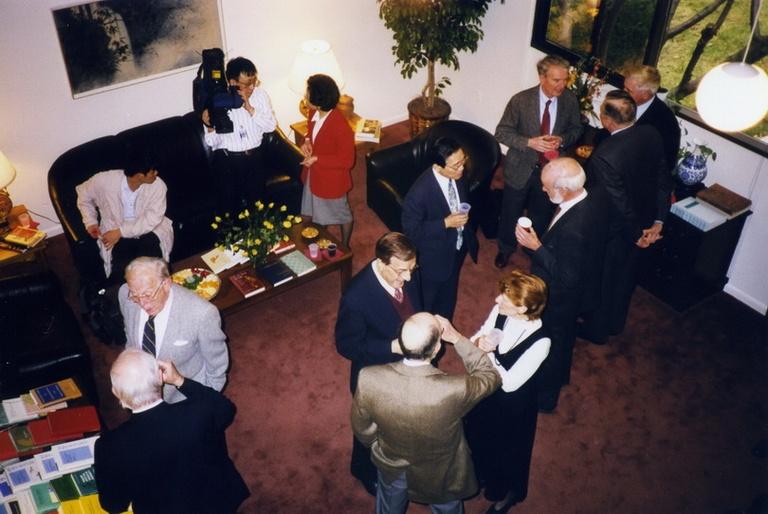 19980113美洲辦事處書展