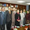 "The Foundation Supported the International Scholarly Project  ""A Digital Library of Chinese Rare Books"""