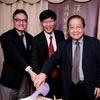基金會成立二十周年慶祝酒會:亞太地區