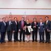 朱雲漢執行長參加香港大學舉辦之「陳坤耀傑出學人講座系列」活動