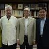 瑞典漢學家馬悅然教授來訪