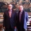 朱雲漢執行長拜訪俄羅斯科學院東方文獻研究所與冬宮博物館