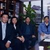 越南社會科學院代表團來訪