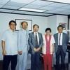 中央研究院近史所張存武教授與研究團隊來訪