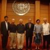 朱雲漢執行長應趙麗蓮教授文教基金會與國家圖書館之邀發表演說,主題為「在全球化與巨變時代的挑戰中重建臺灣新優勢」