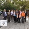朱雲漢執行長赴美國普林斯敦大學出席全球動態調查工作會議