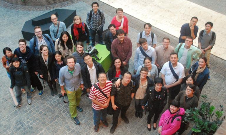 20160706荷蘭萊頓大學/比利時魯汶大學暑期漢學研習營:「漢學數位人文研究」