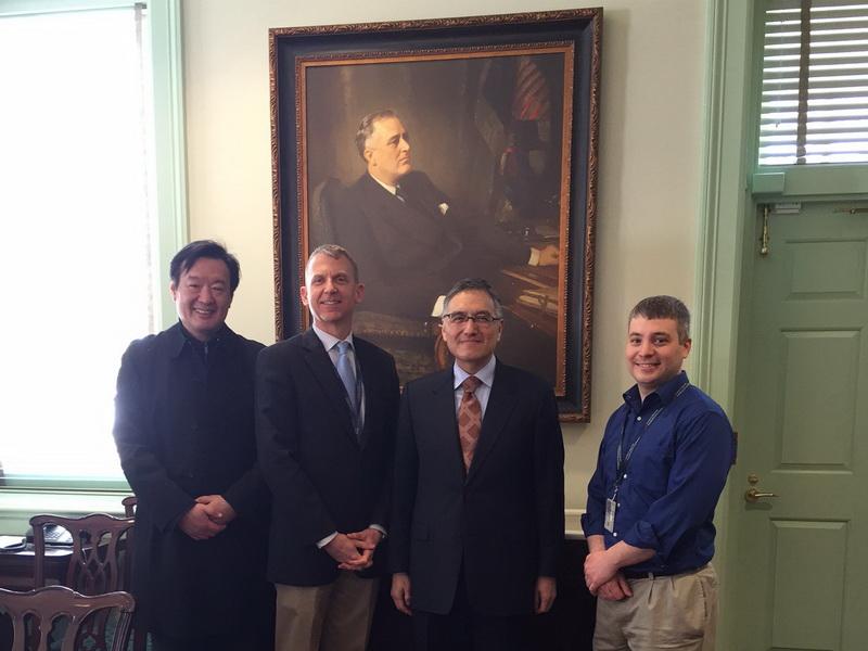 朱執行長雲漢赴紐約參訪羅斯福總統圖書館.JPG