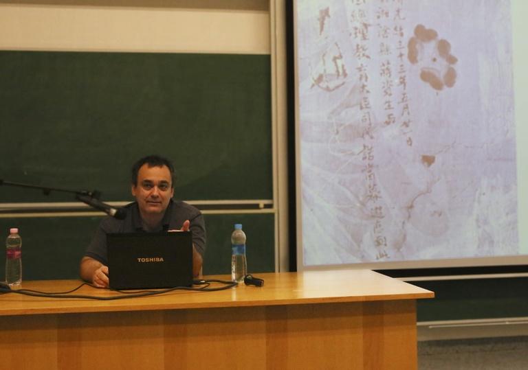 2013唐朝與中國以外的世界:布達佩斯漢學暑期學校