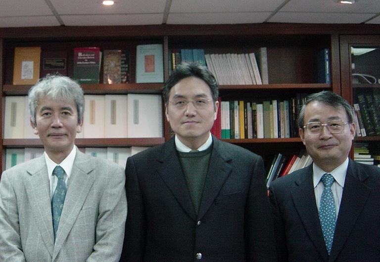 20050301日本豐田基金會代表來訪