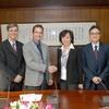 本會促成德國杜賓根大學當代臺灣研究中心與臺灣大學社會系簽訂合作交流案